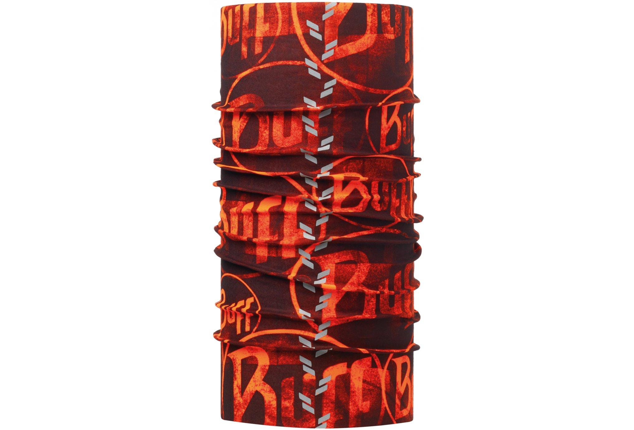 Buff Reflective R-Multi Logo Orange Fluor Tours de cou