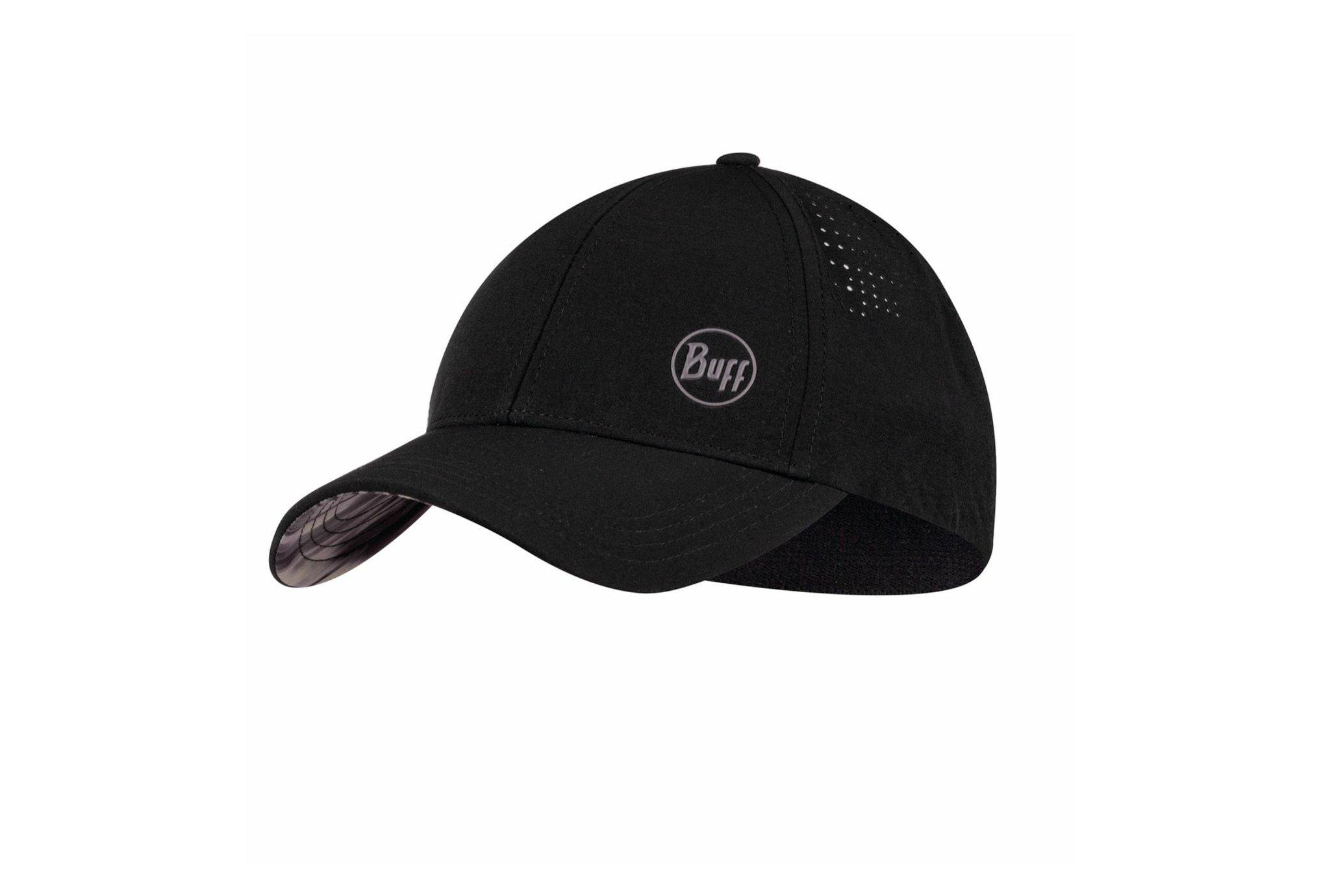 Buff Trek Cap Ikut Black Casquettes / bandeaux