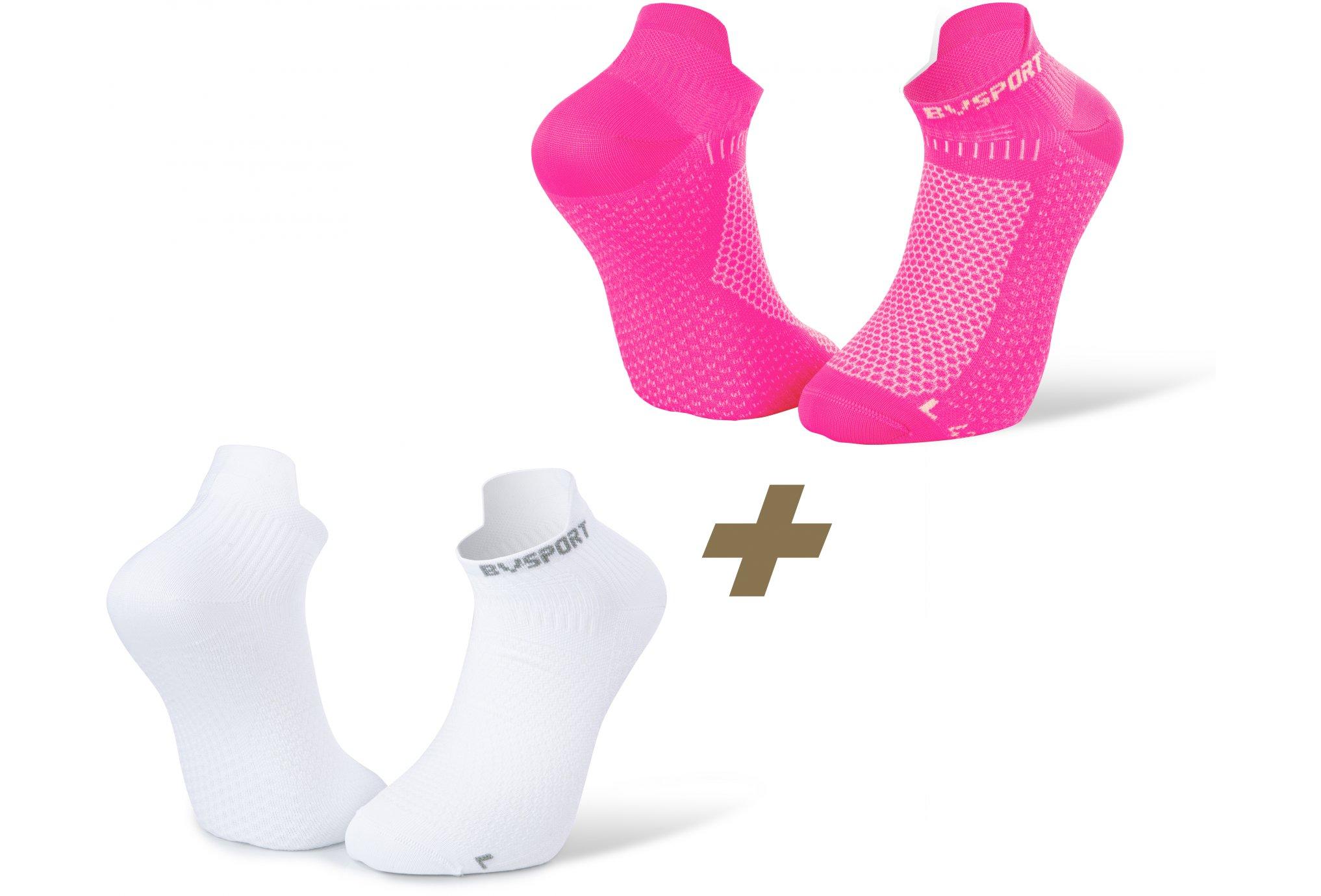 BV Sport 2 paires Light 3D Chaussettes