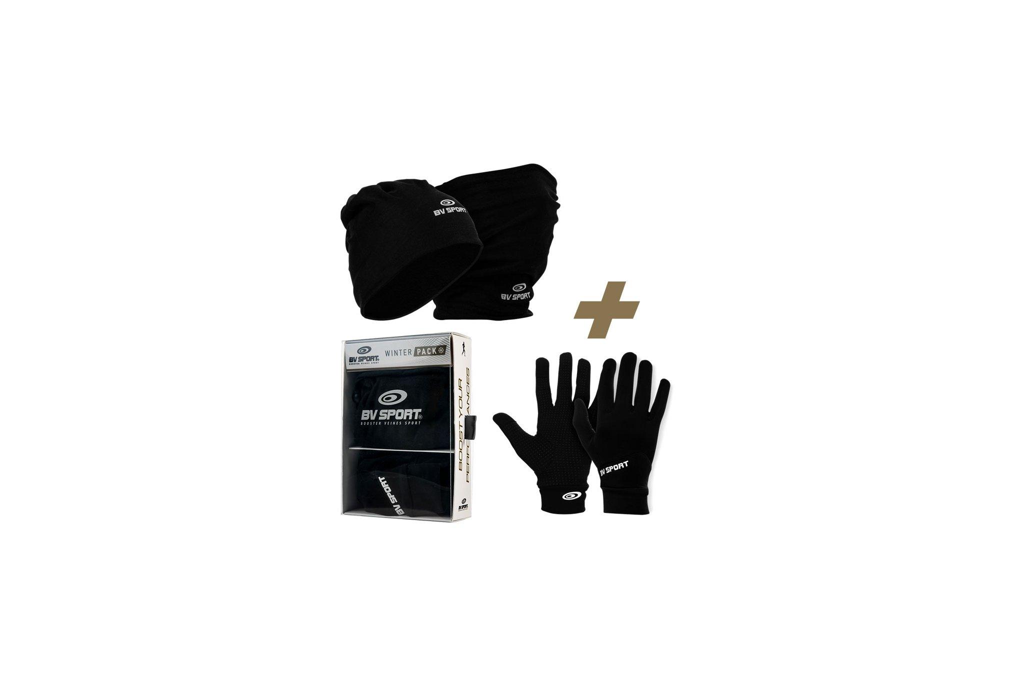 BV Sport Bonnet multifonctions et gants Running Bonnets / Gants