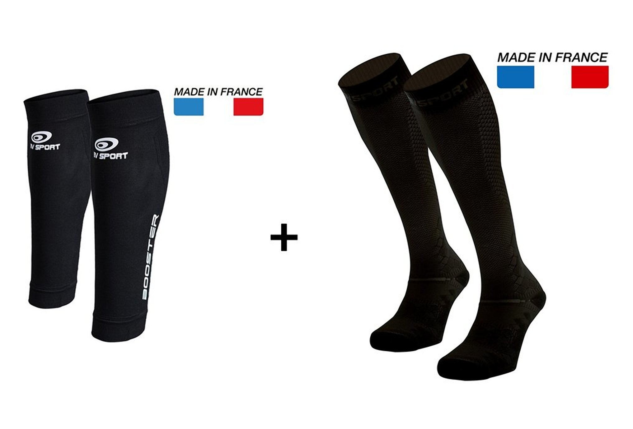 BV Sport Pack Booster ONE + Recovery Evo Manchons