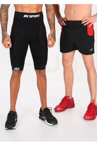 BV Sport Pack cuissard CSX + short Racing M