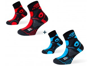 BV Sport pack de calcetines STX+ Evo