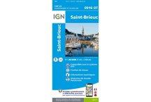 Carte IGN Saint-Brieuc 0916OT