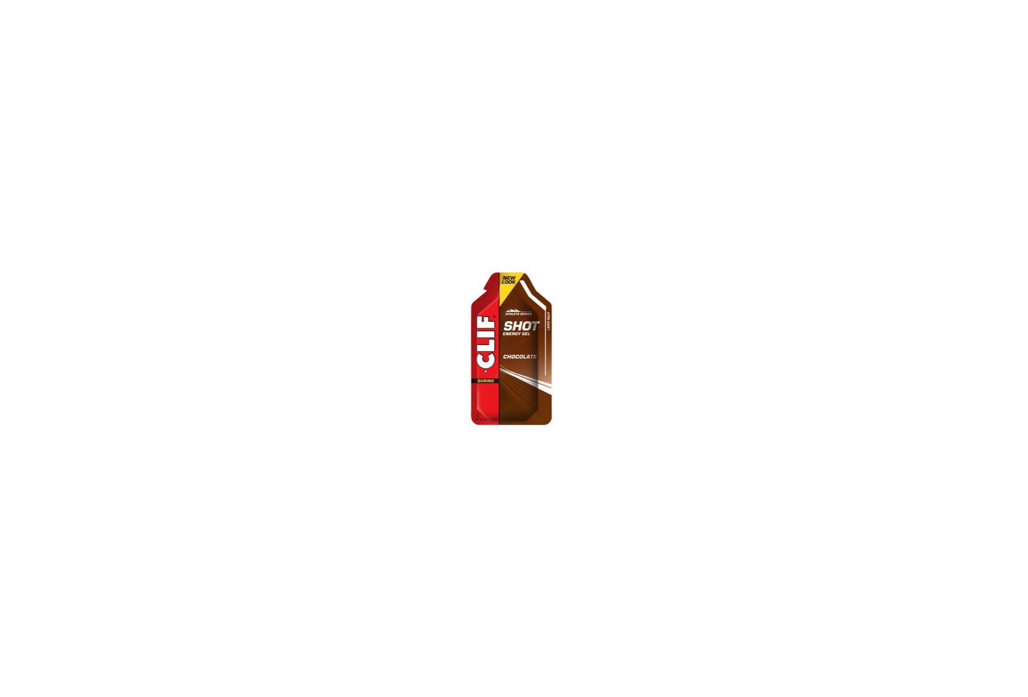 Clif Gel Shot Energy - Chocolat Diététique Gels