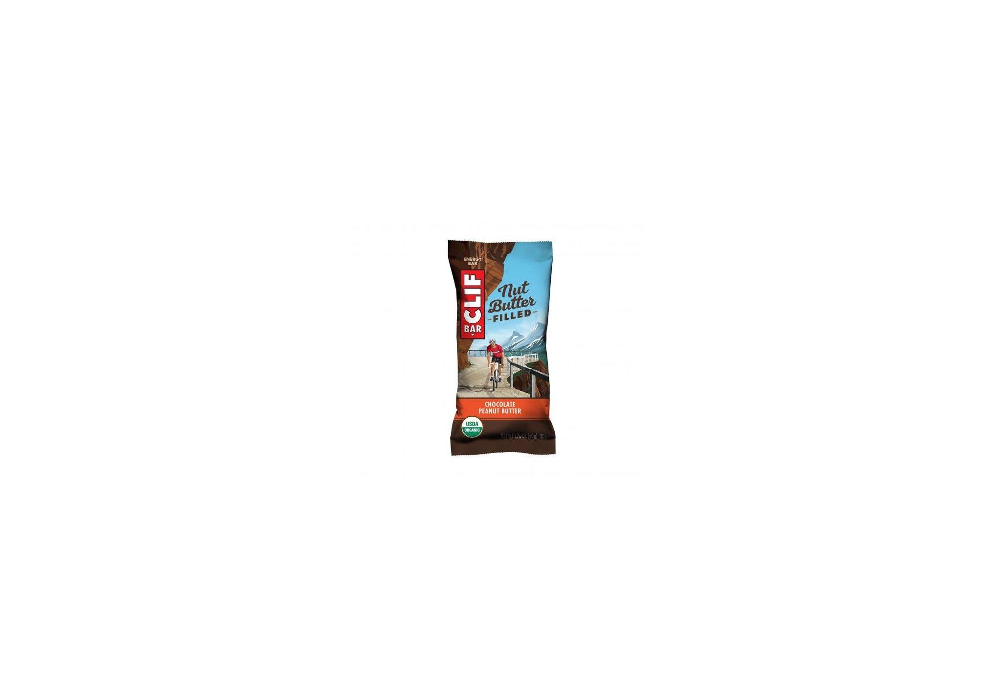 Clif Nut Butter Filled Bio - Chocolate Peanut Butter Diététique Barres