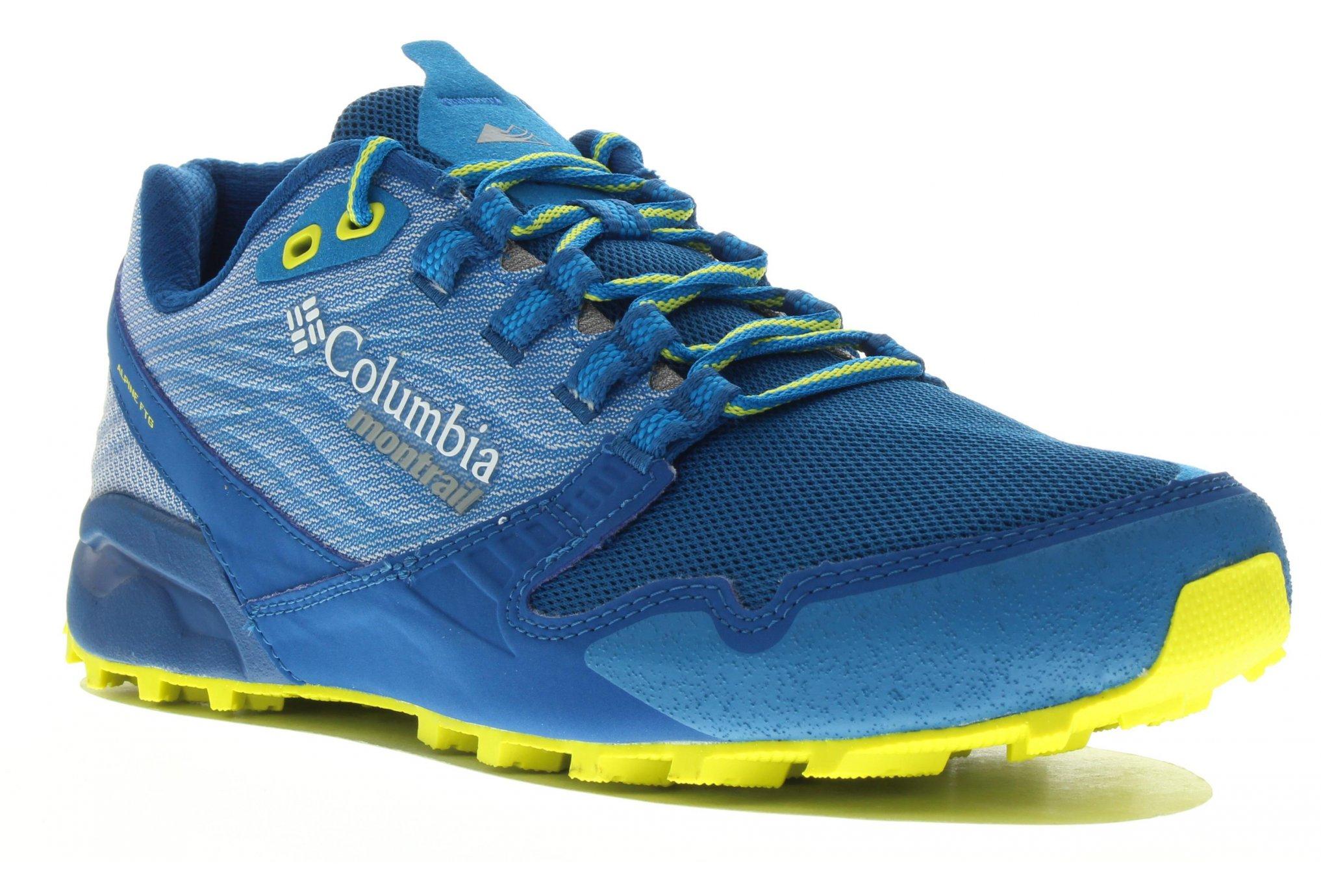 Columbia Alpine FTG M Diététique Chaussures homme