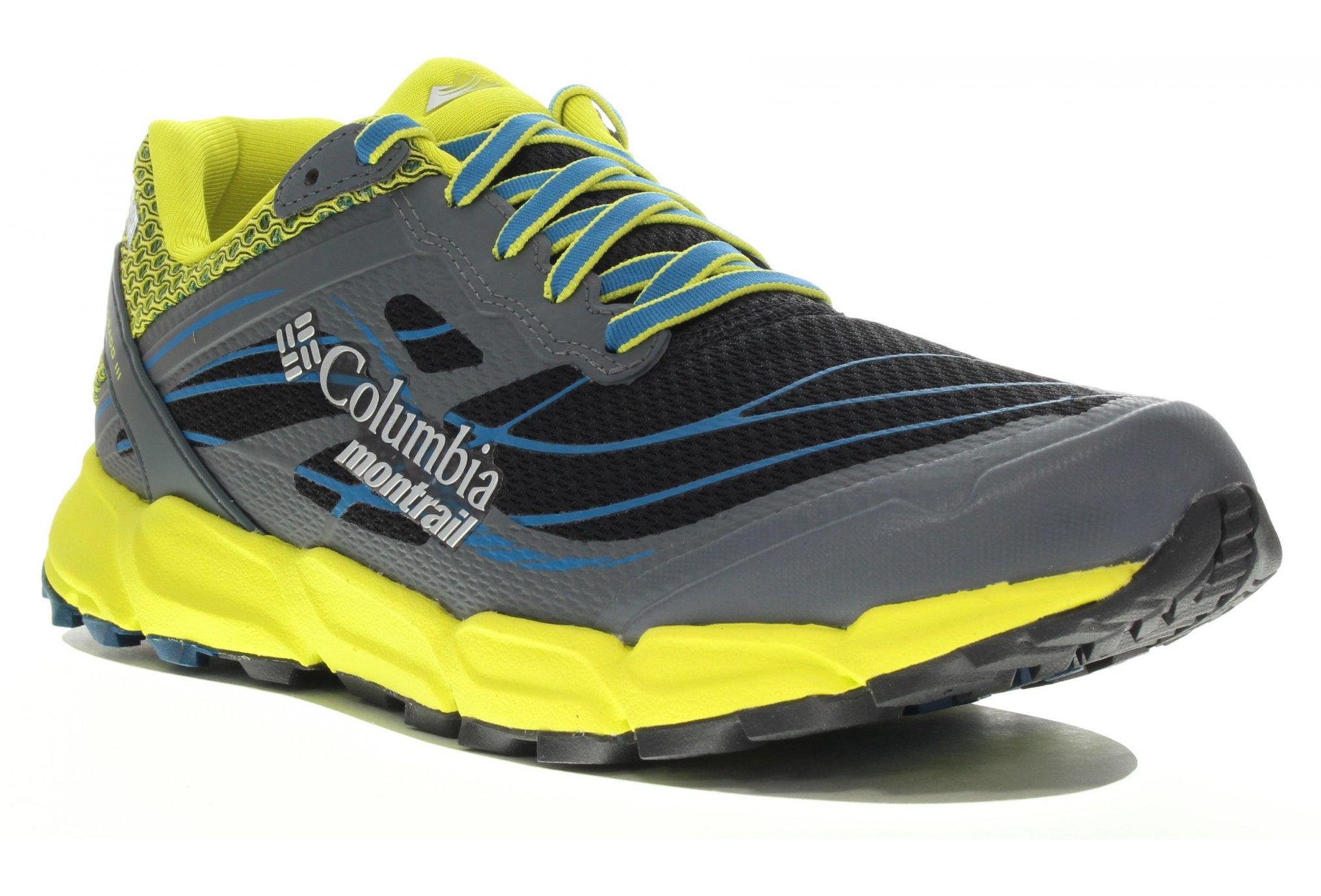 Columbia Caldorado III OutDry M Chaussures homme