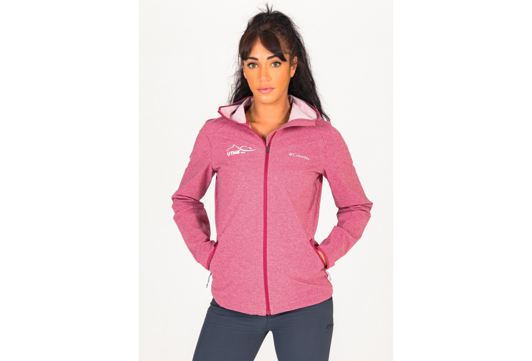 Columbia Heather Canyon UTMB 2021 W vêtement running femme