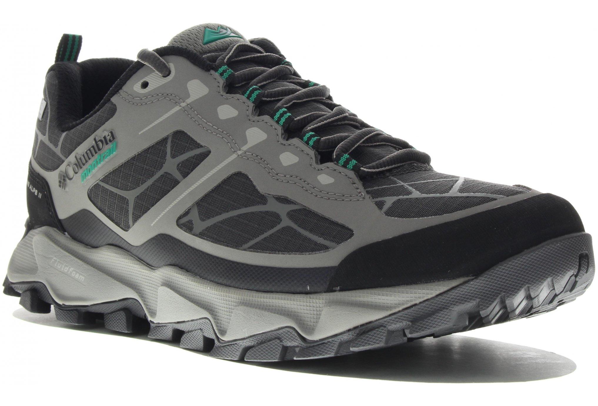 Columbia Montrail Trans Alps II OutDry W Diététique Chaussures femme