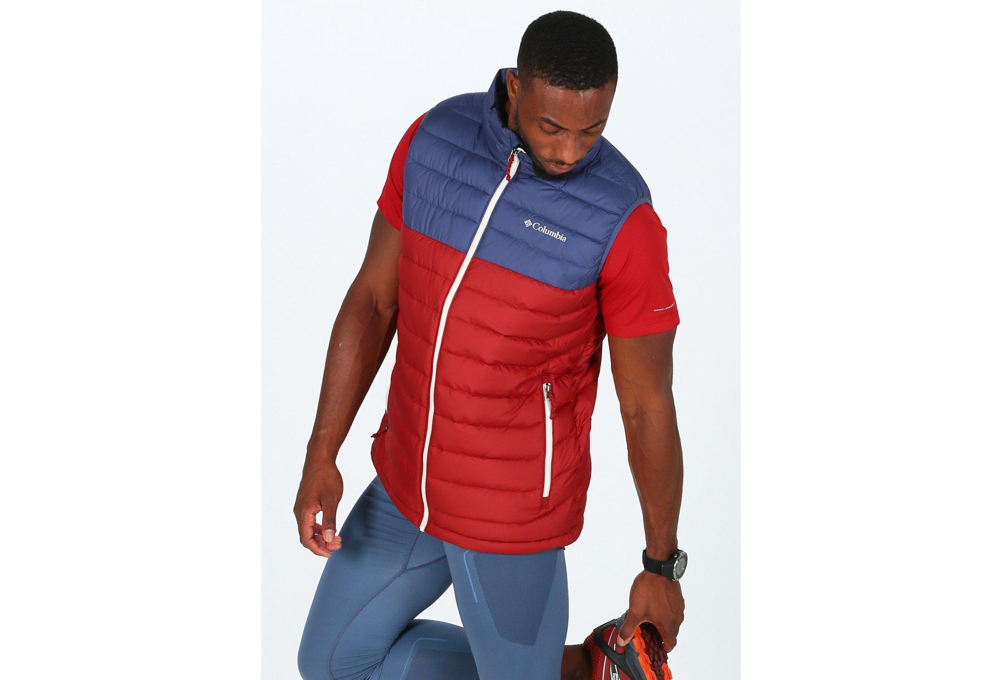 Columbia Powder Lite M Diététique Vêtements homme