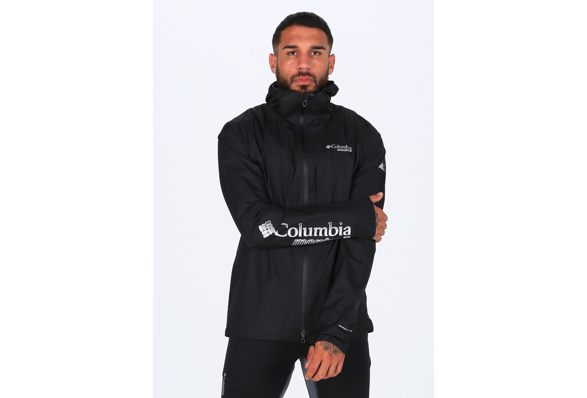 Columbia Rogue Runner Wind M Diététique Vêtements homme