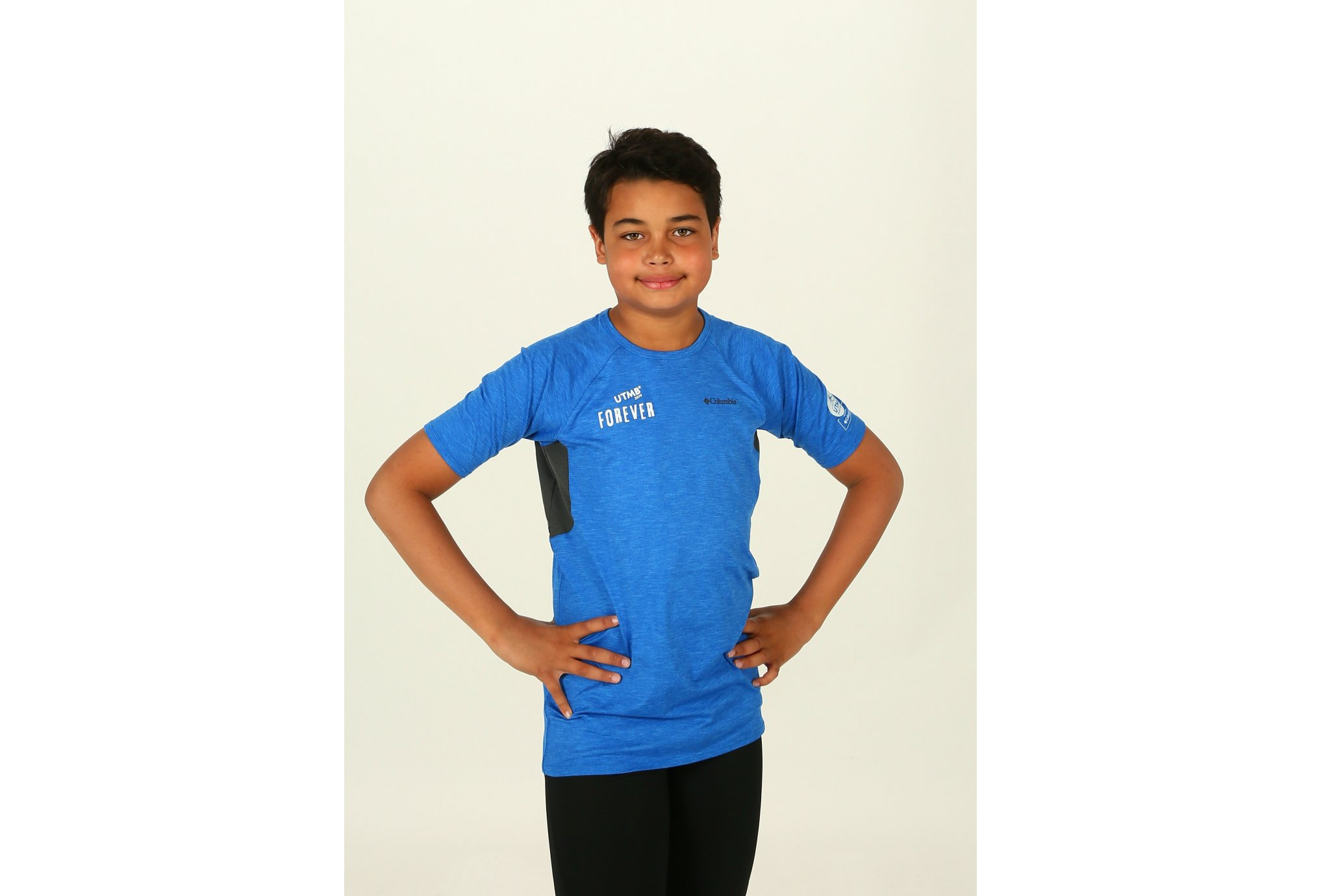 Columbia Silver Ridge II UTMB Junior vêtement running homme