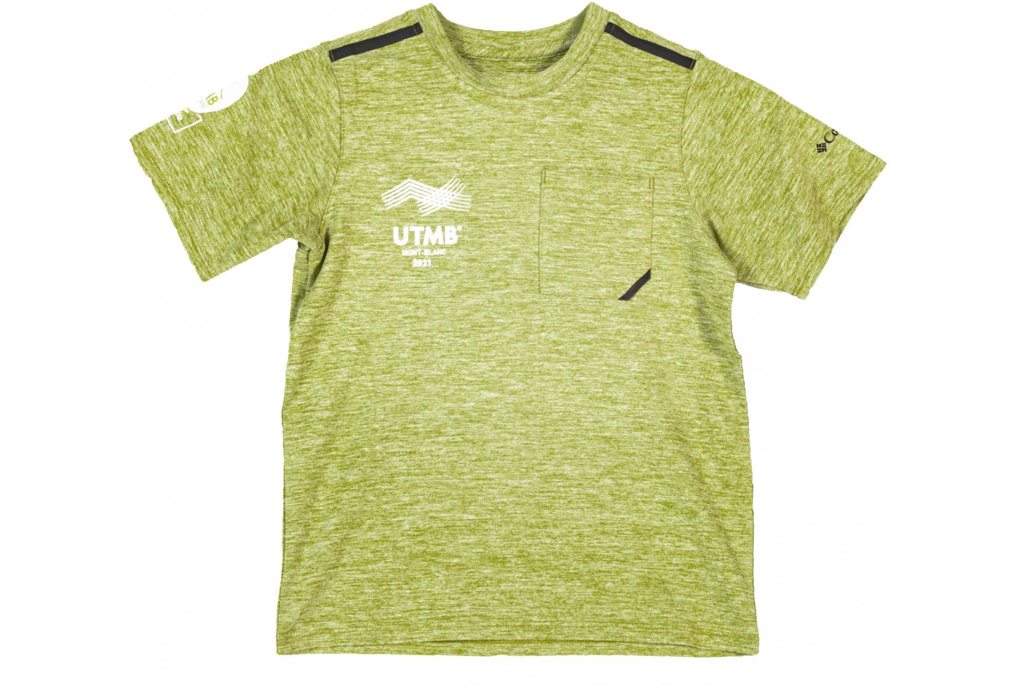 Columbia Tech Trek UTMB 2021 Junior vêtement running homme
