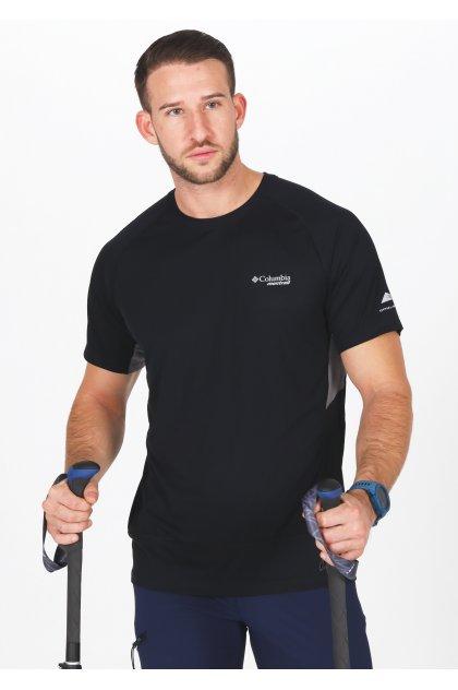 Columbia camiseta manga corta Titan Ultra II