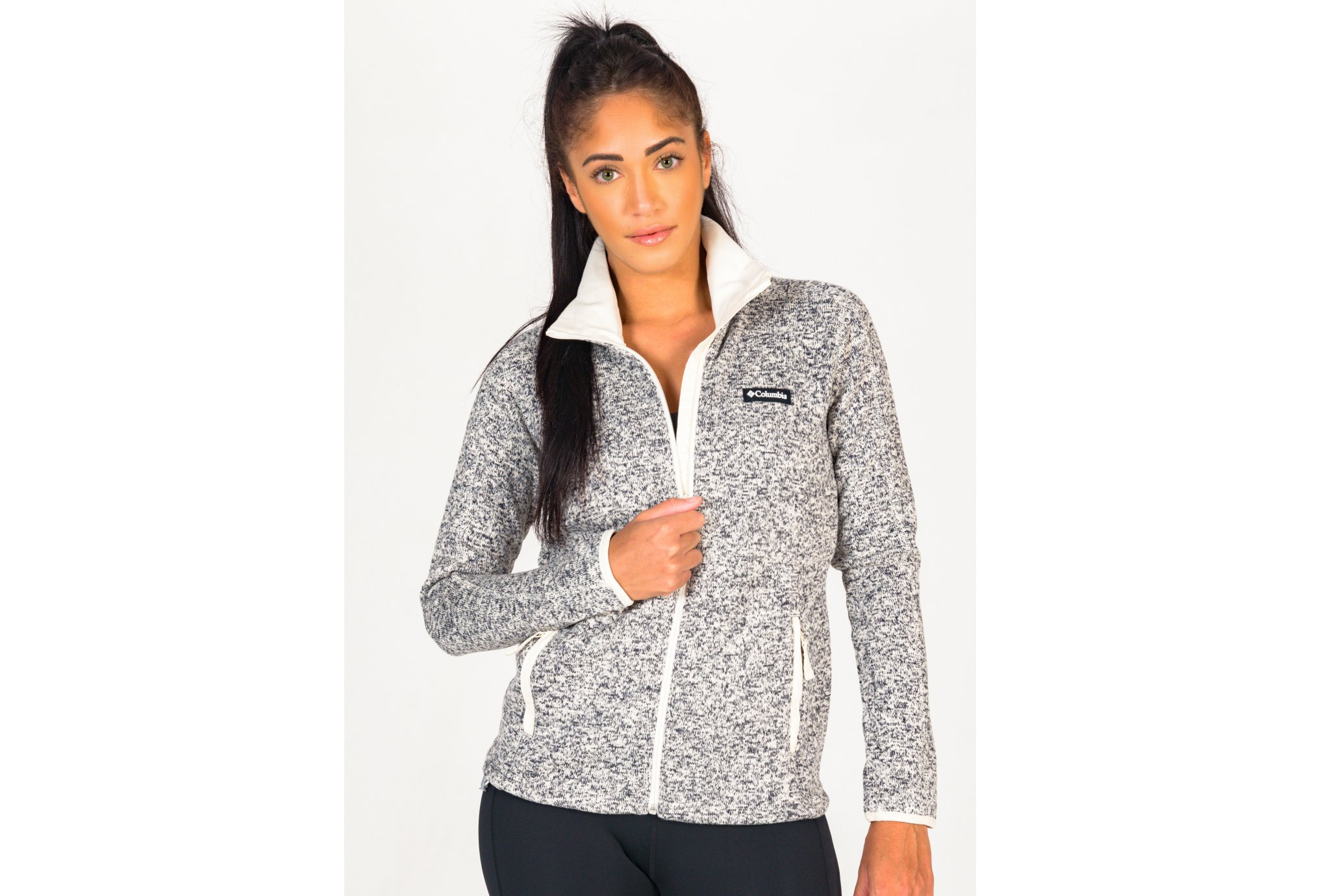 Columbia Weather Full Zip W vêtement running femme