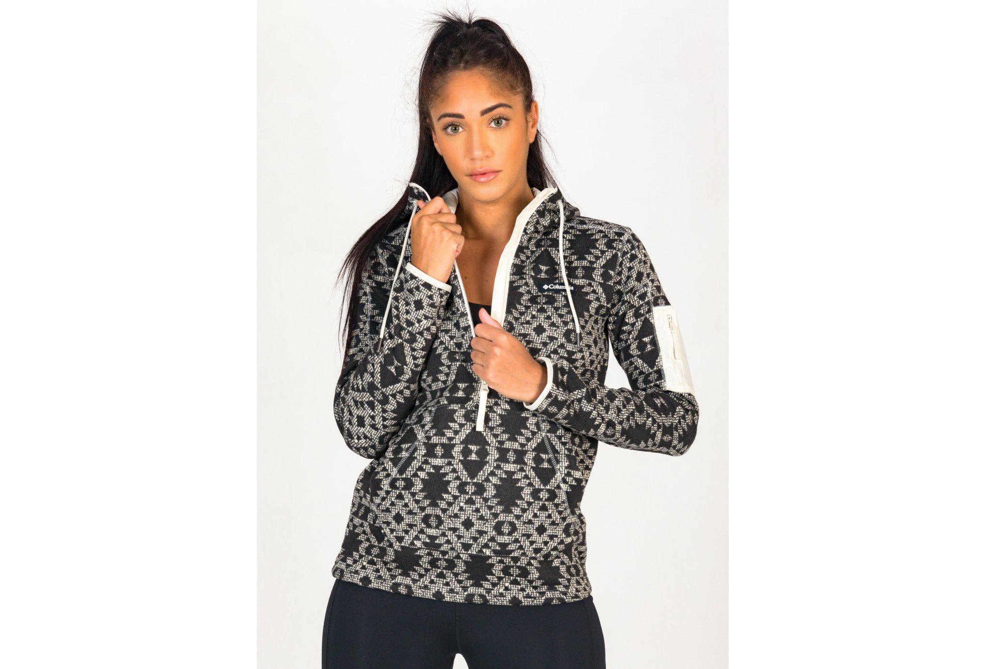 Columbia Weather Hooded W vêtement running femme