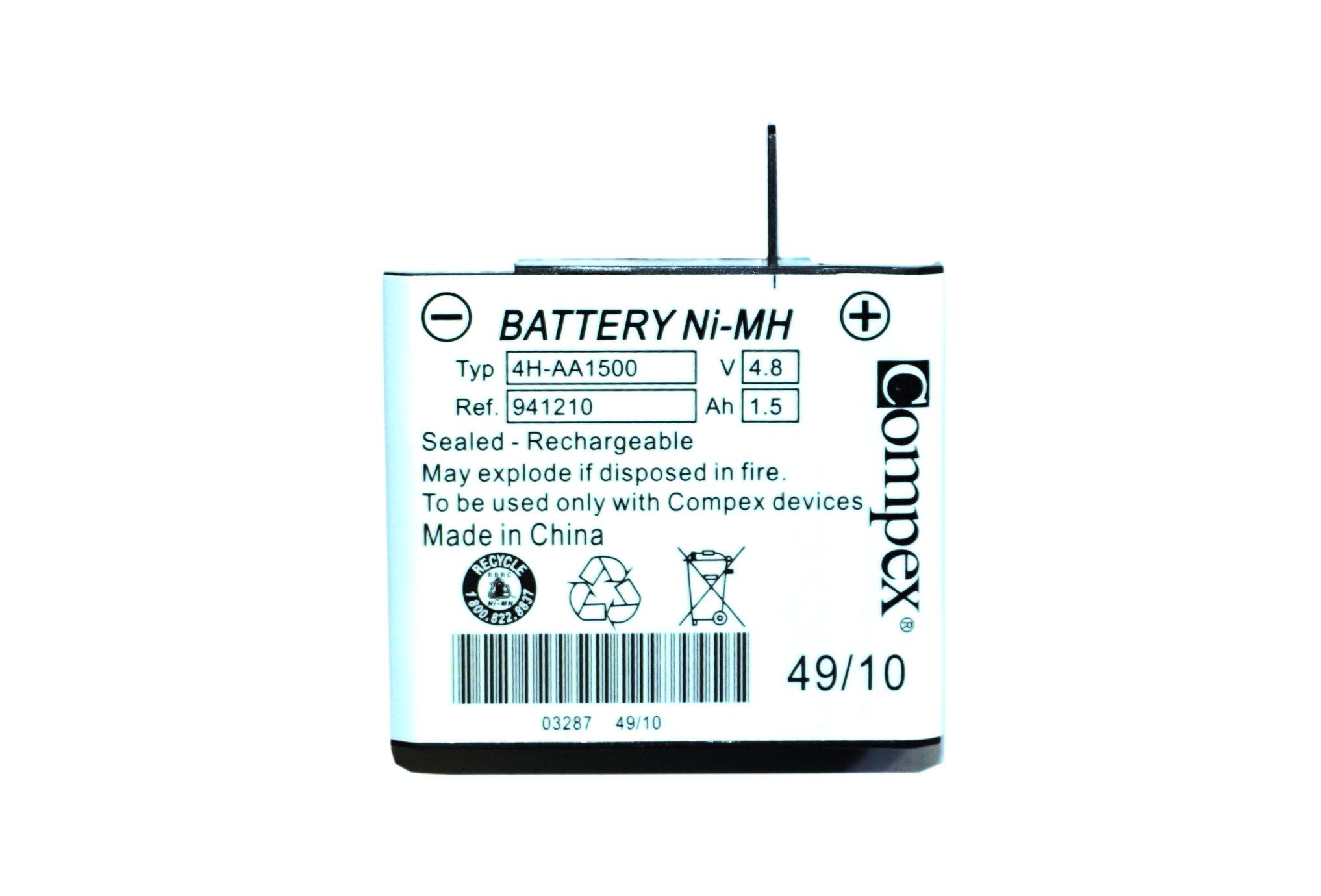 Compex Batterie ni-Mh electrostimulateur