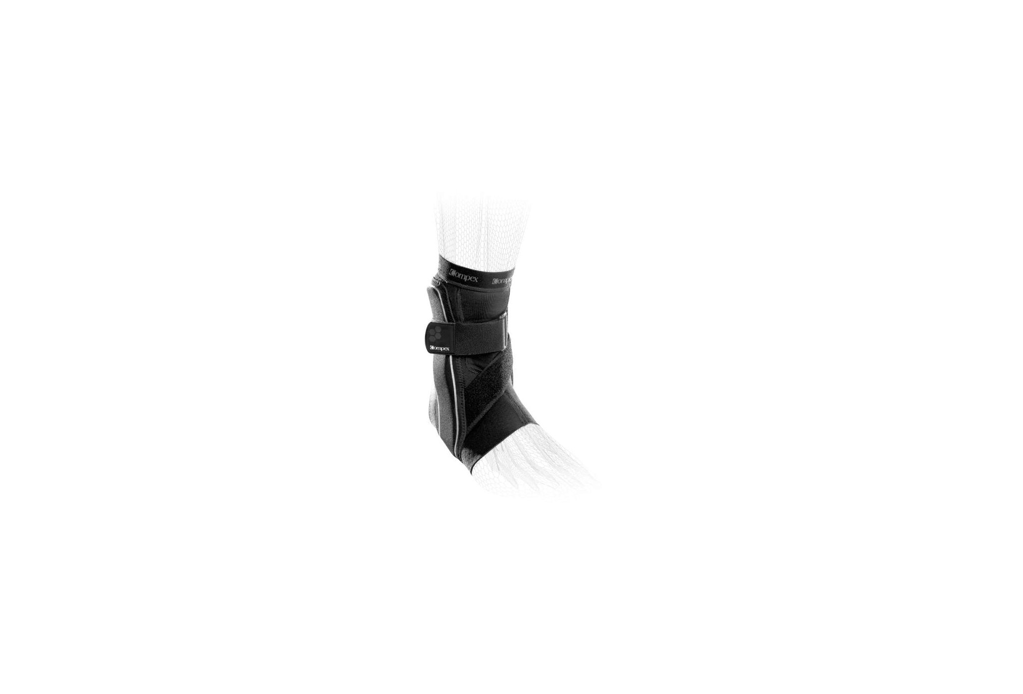 Compex Bionic Ankle Gauche Diététique Accessoires