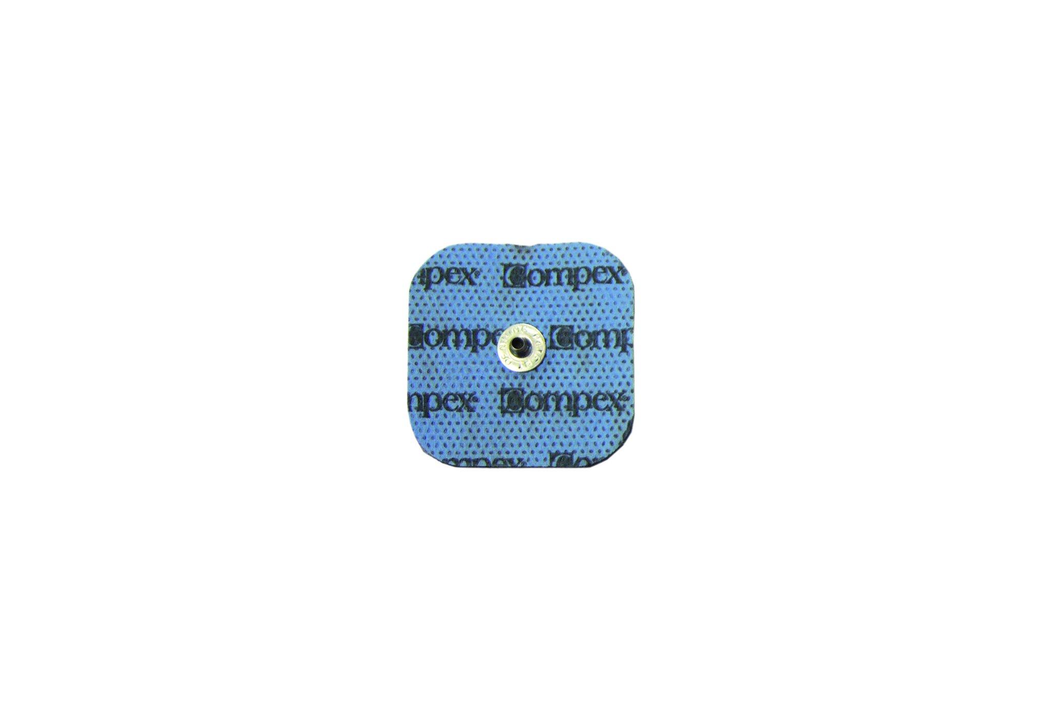 Compex Electrodes de rechange snap 5*5cm electrostimulateur