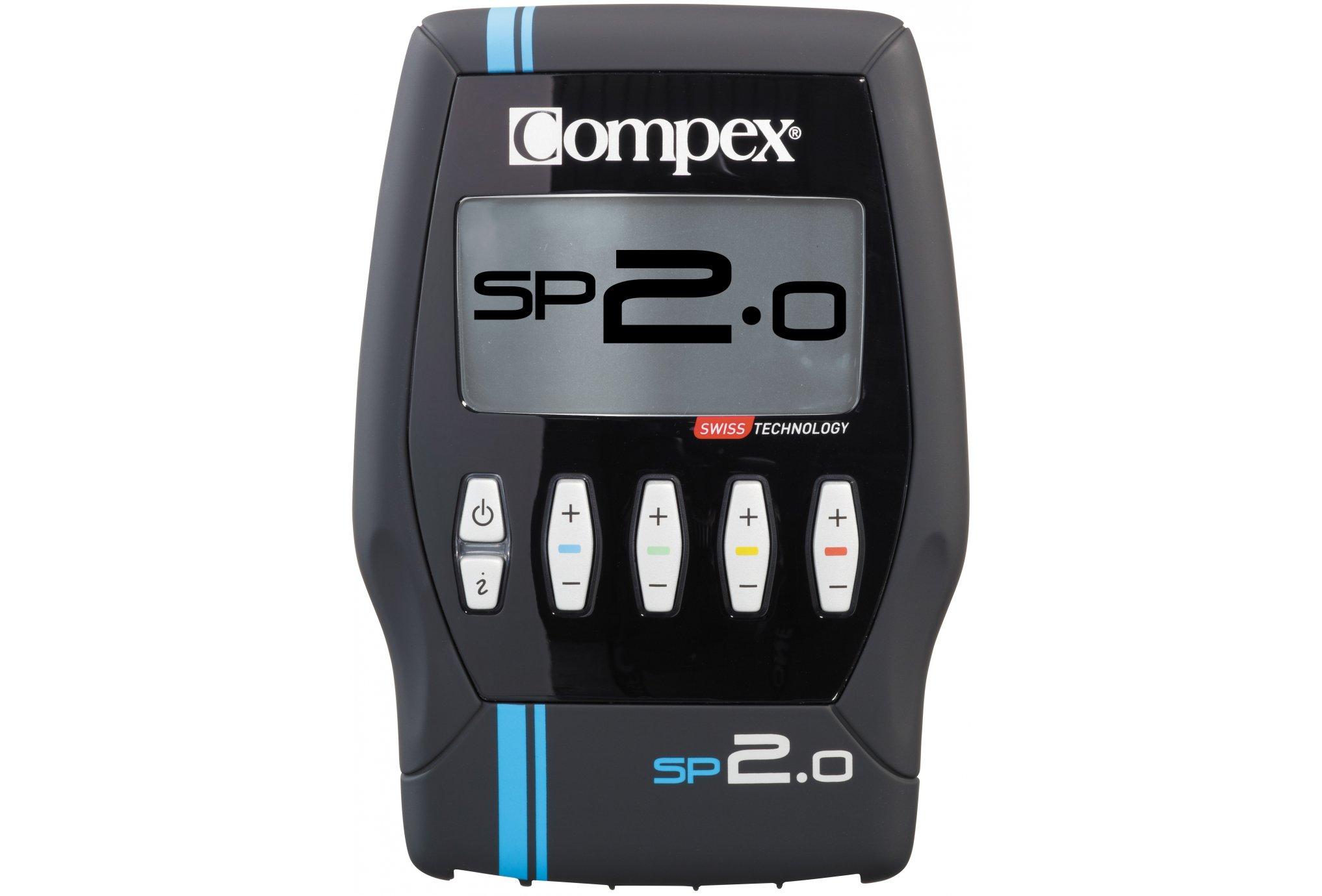 Compex Sp 2.0 electrostimulateur