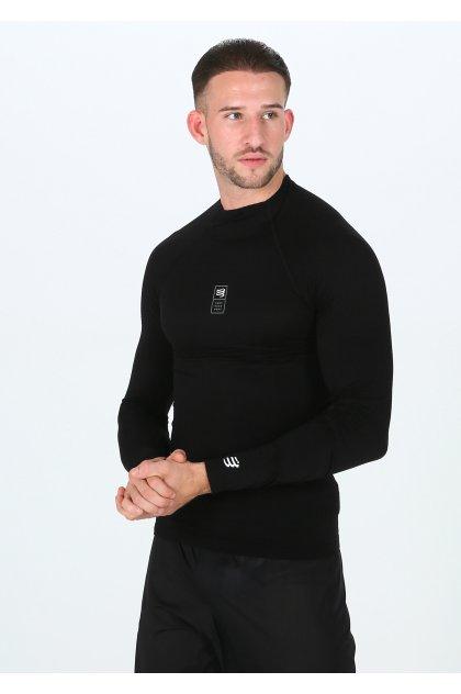 Compressport camiseta manga larga 3D Thermo 110G