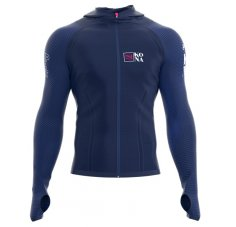 Compressport 3D Thermo Seamless Hoodie Kona 2018 M