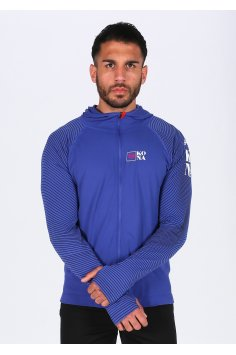 Compressport 3D Thermo Seamless Hoodie Kona M