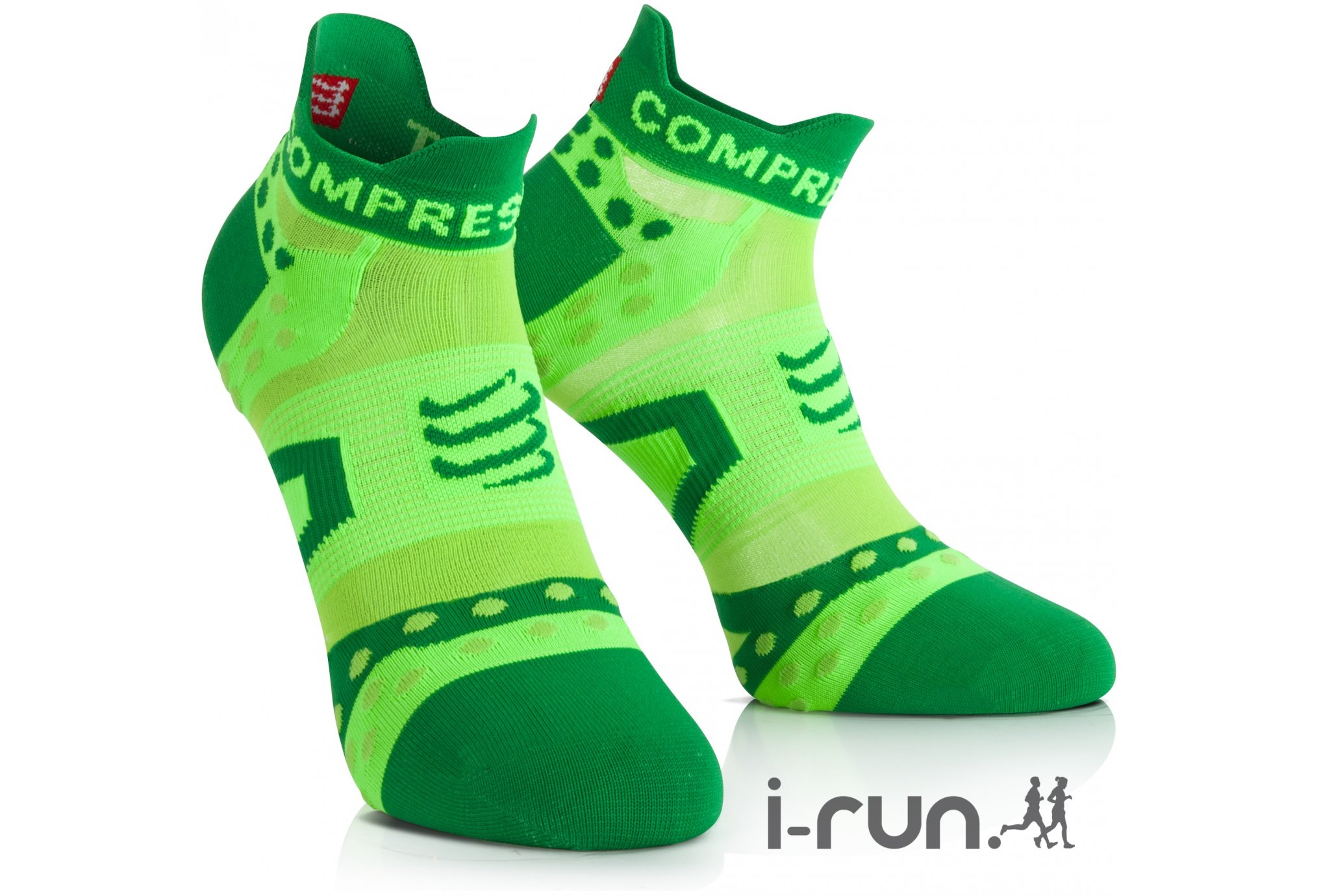 Compressport Chaussettes Pro Racing Ultra Light Low Cut Chaussettes