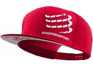 Compressport gorra Flat