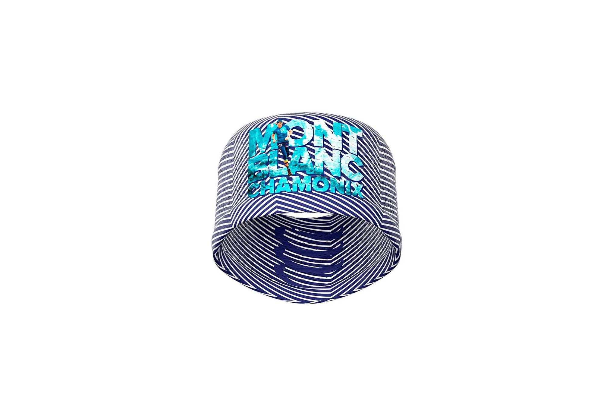 Compressport Headband ON/OFF Mont Blanc Casquettes / bandeaux