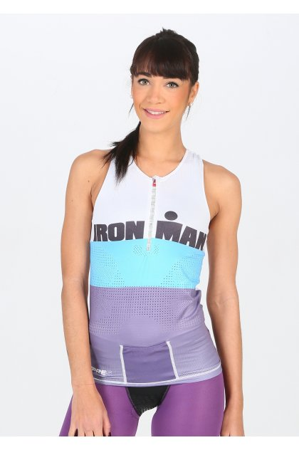 Compressport Camiseta sin mangas TR3 Top
