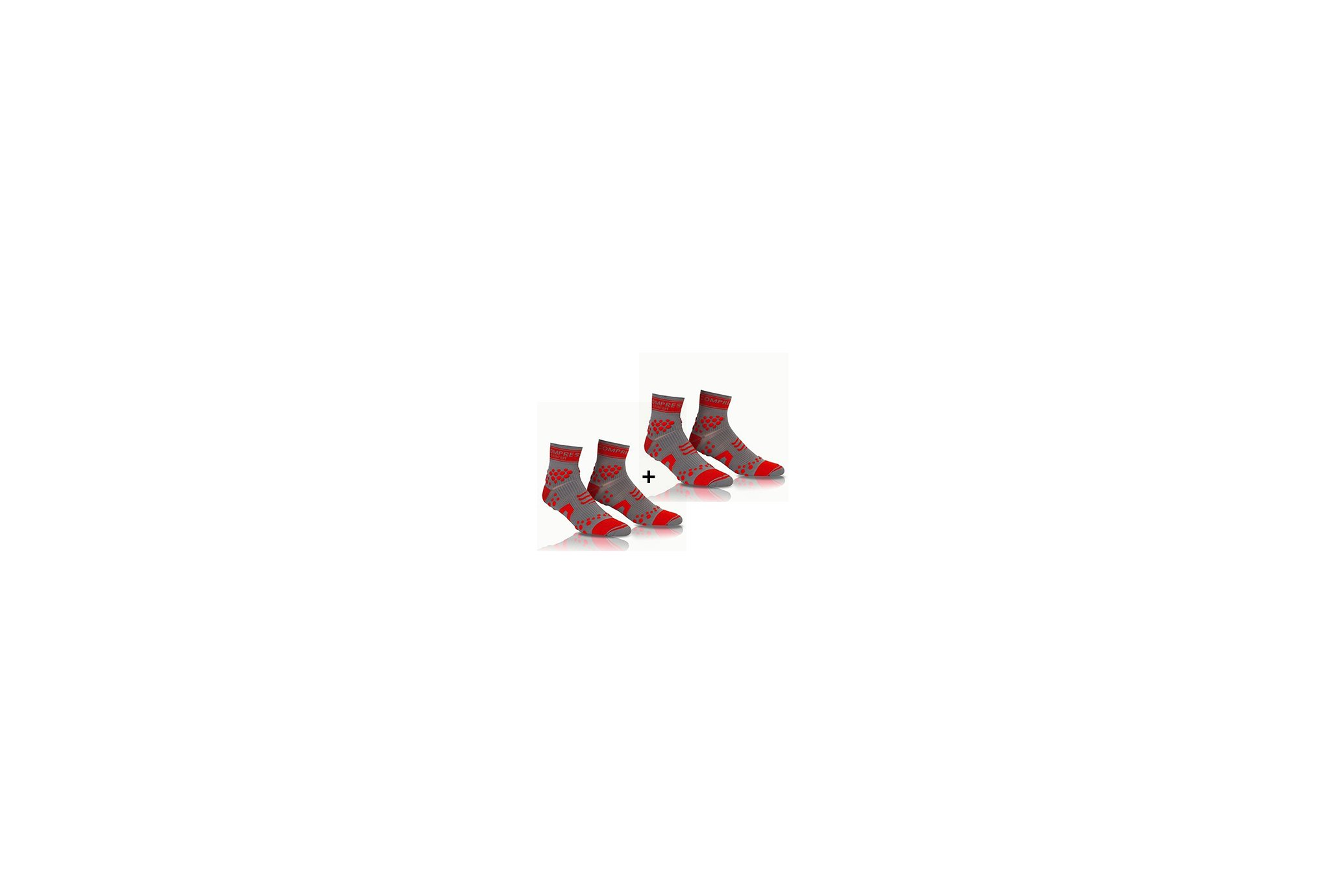 Compressport Pack Chaussettes Pro Racing Trail V2.1 Chaussettes