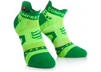 Compressport Pack de calcetines Pro Racing Ultra Light Run Low
