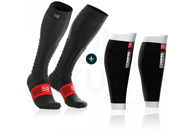 Compressport Pack Full Socks Detox Recovery + R2 Oxygen