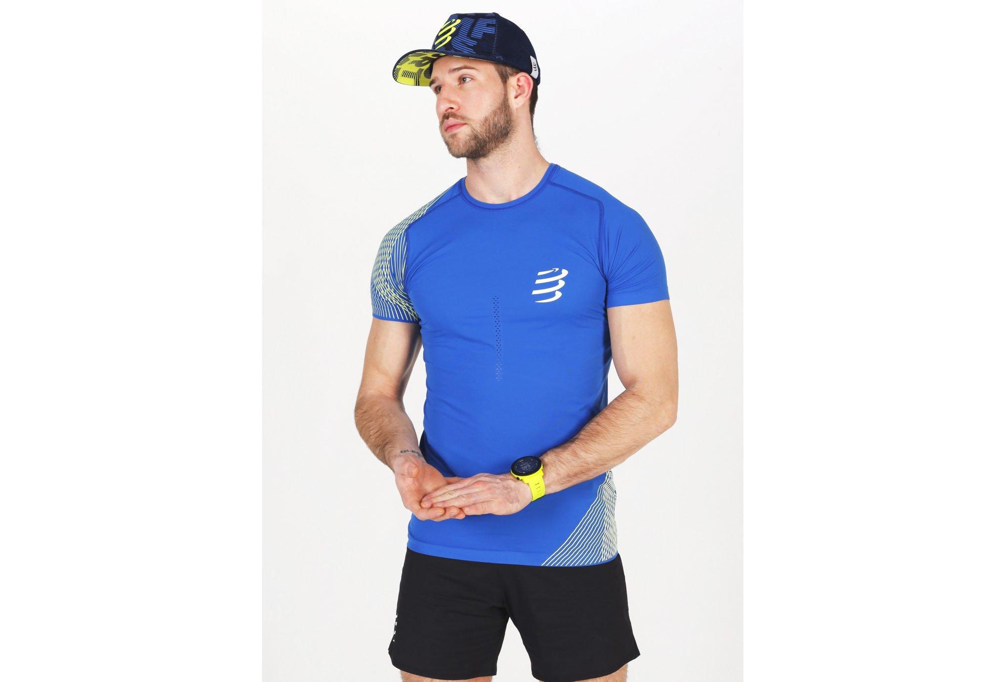 Compressport Performance M vêtement running homme