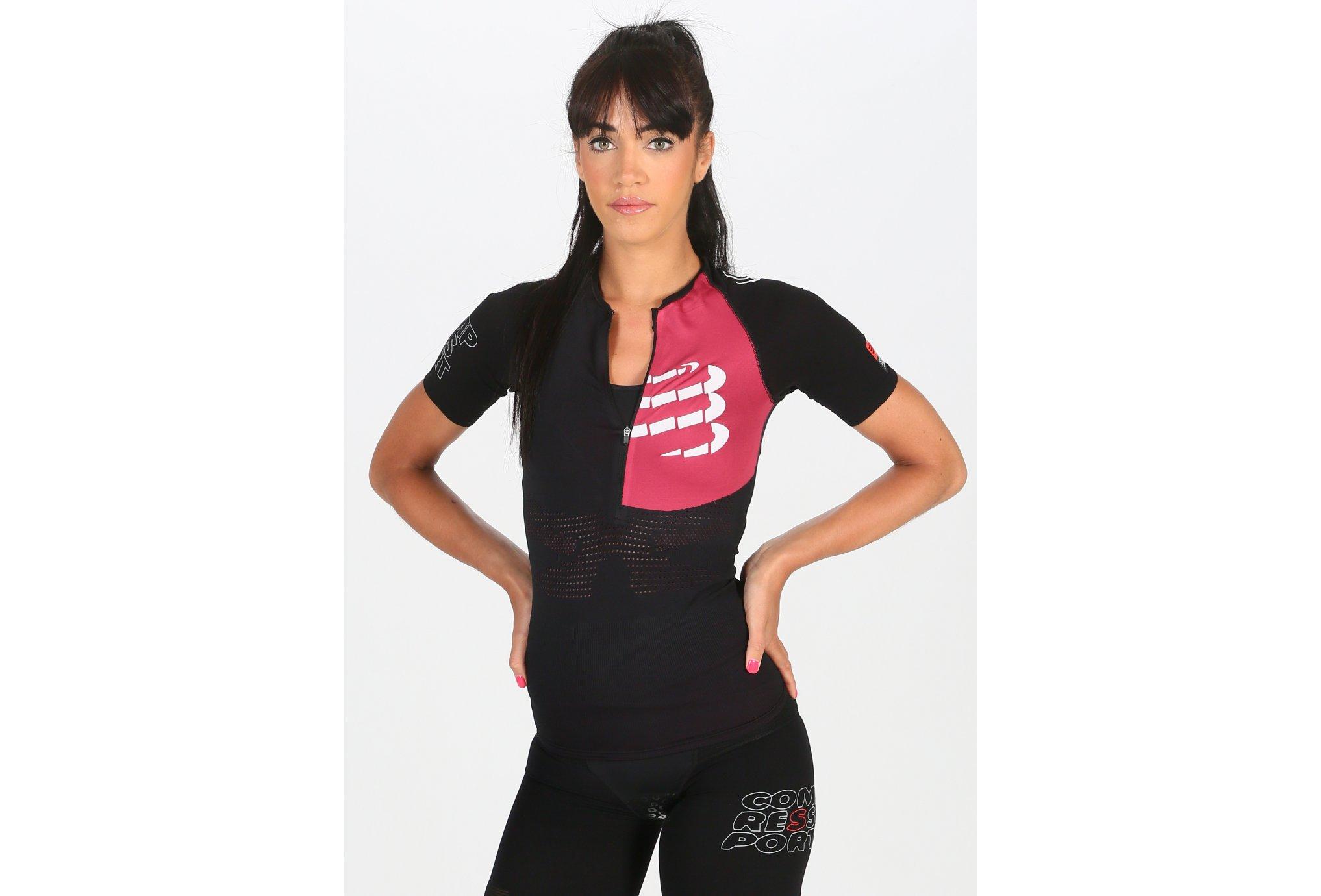 Compressport Postural Aero W Diététique Vêtements femme
