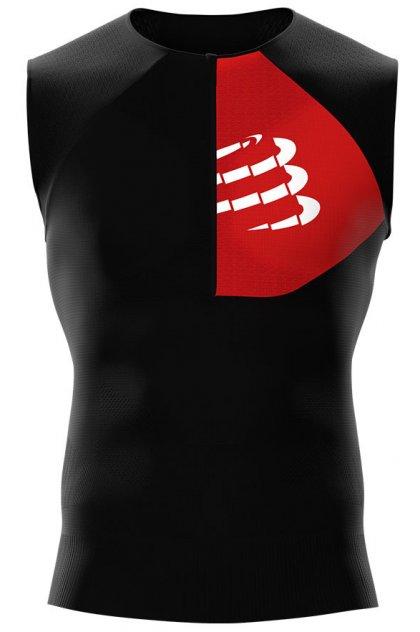 Compressport Camiseta sin mangas Postural Ultra