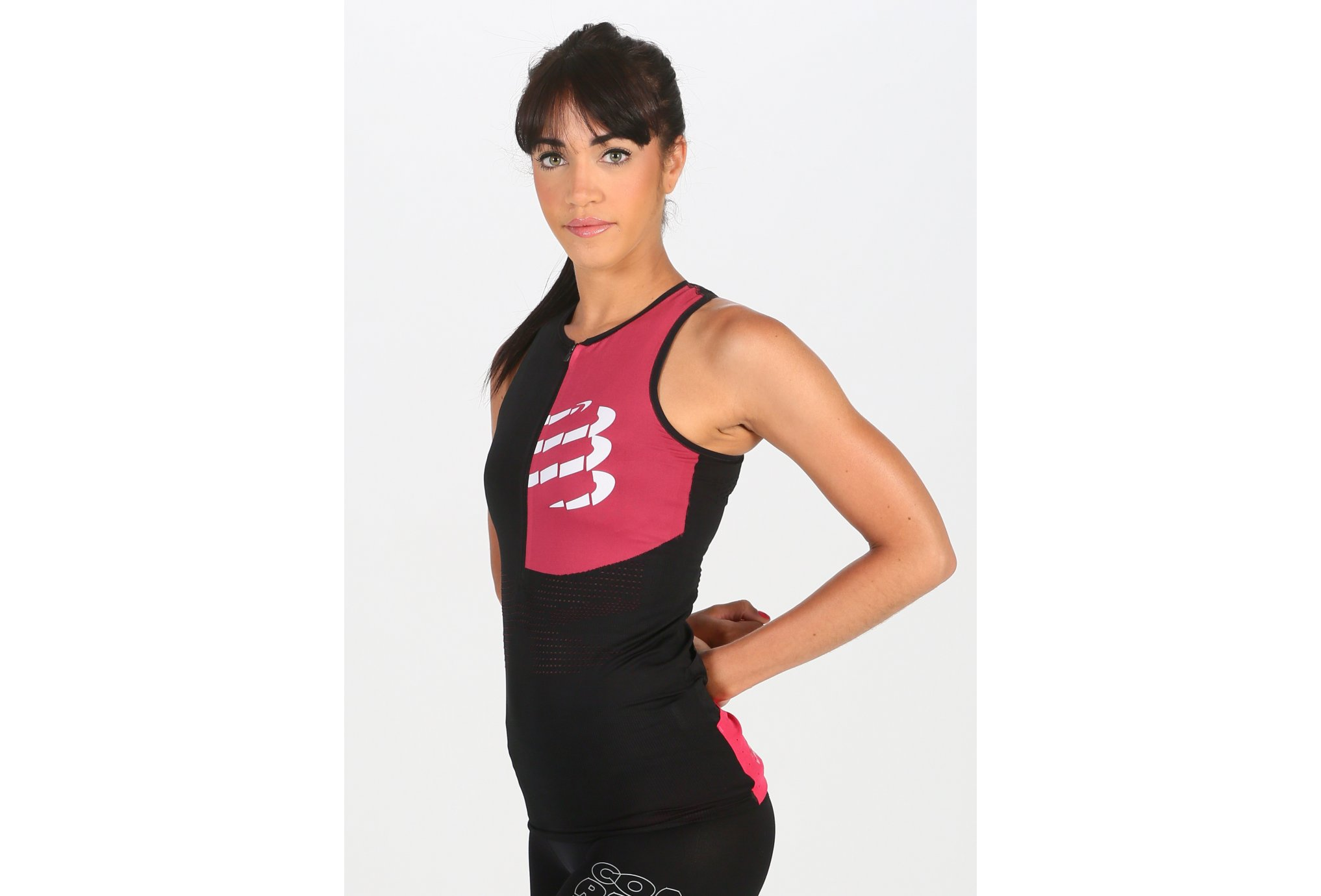 Compressport Postural Ultra W vêtement running femme