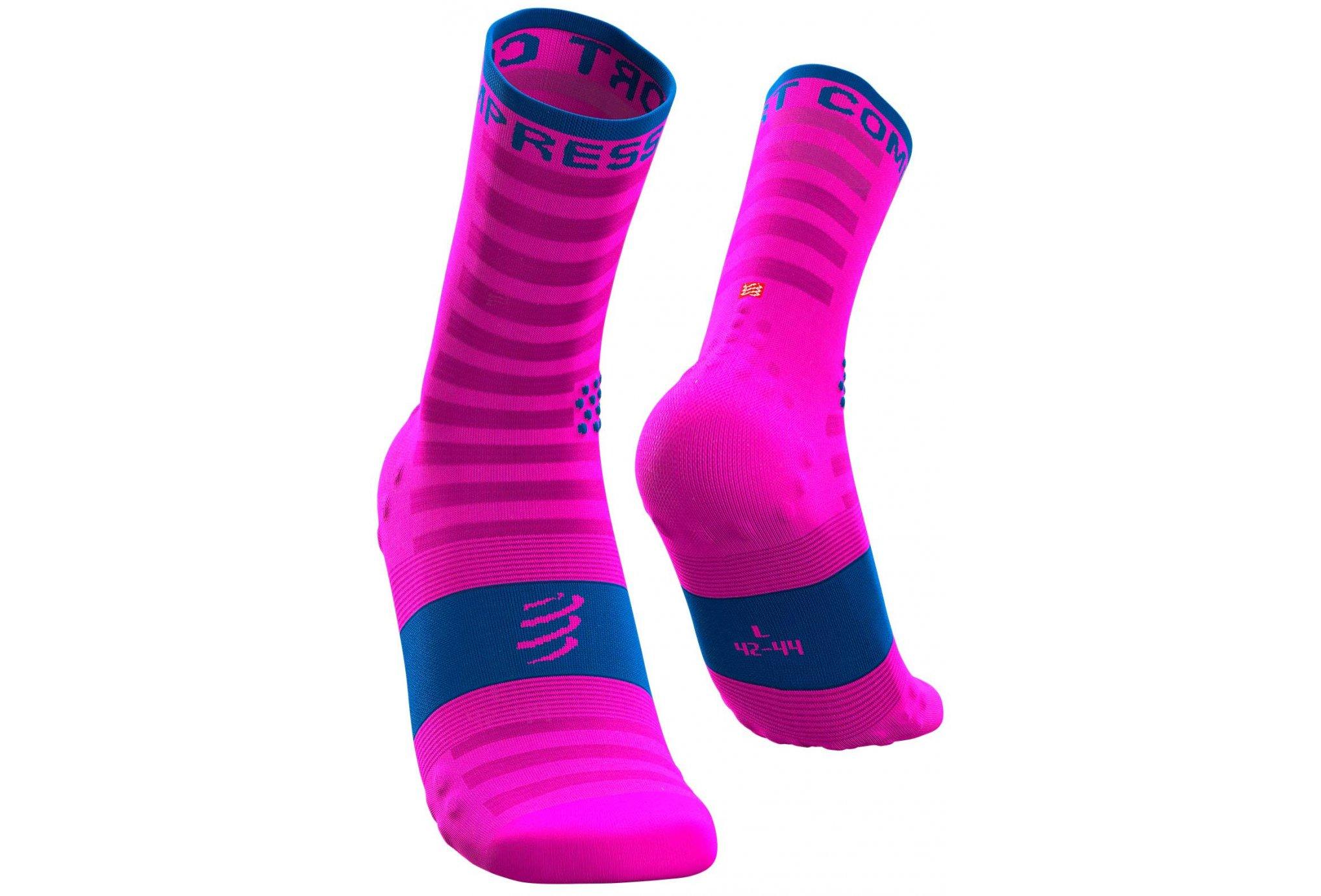 Compressport Pro Racing Socks V 3.0 Ultralight Run High Chaussettes