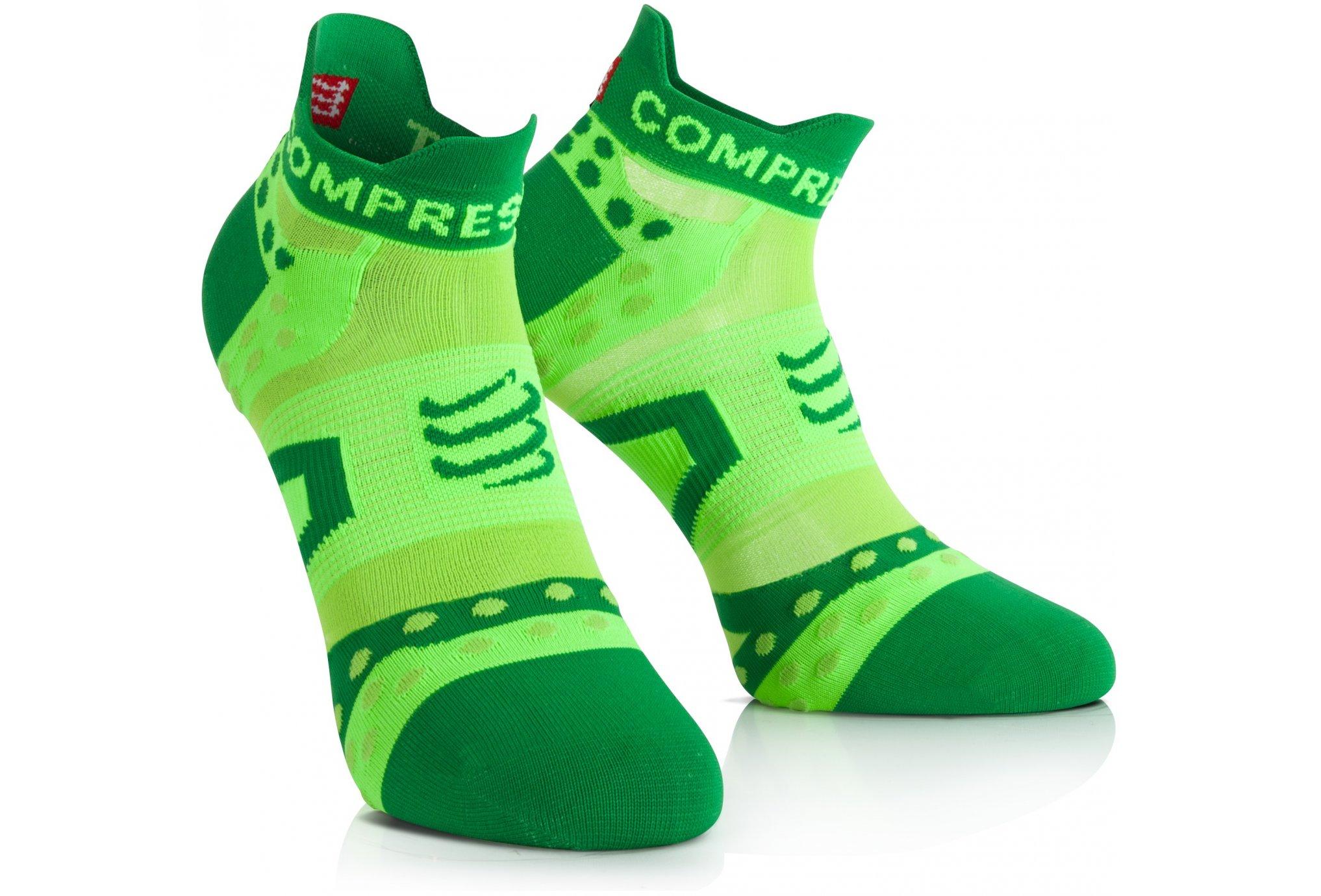 Compressport Pro Racing Ultra Light Low Cut Chaussettes