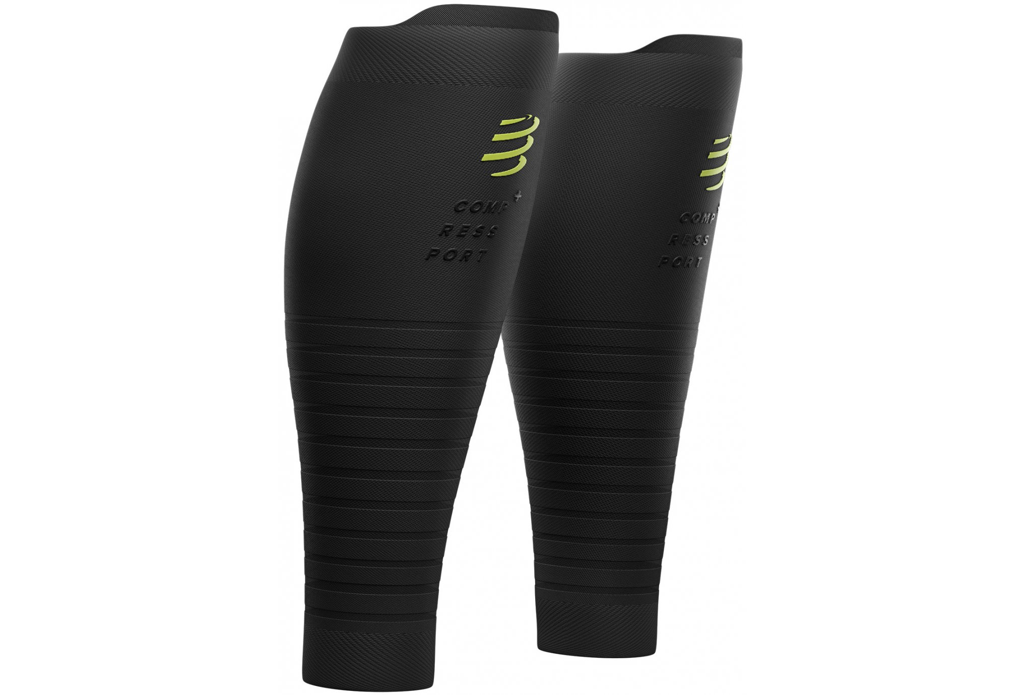 Compressport R2 Oxygen Black Edition Manchons