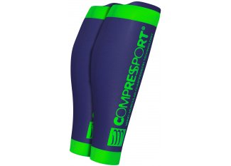 Compressport Manguitos de gemelo R2 V2