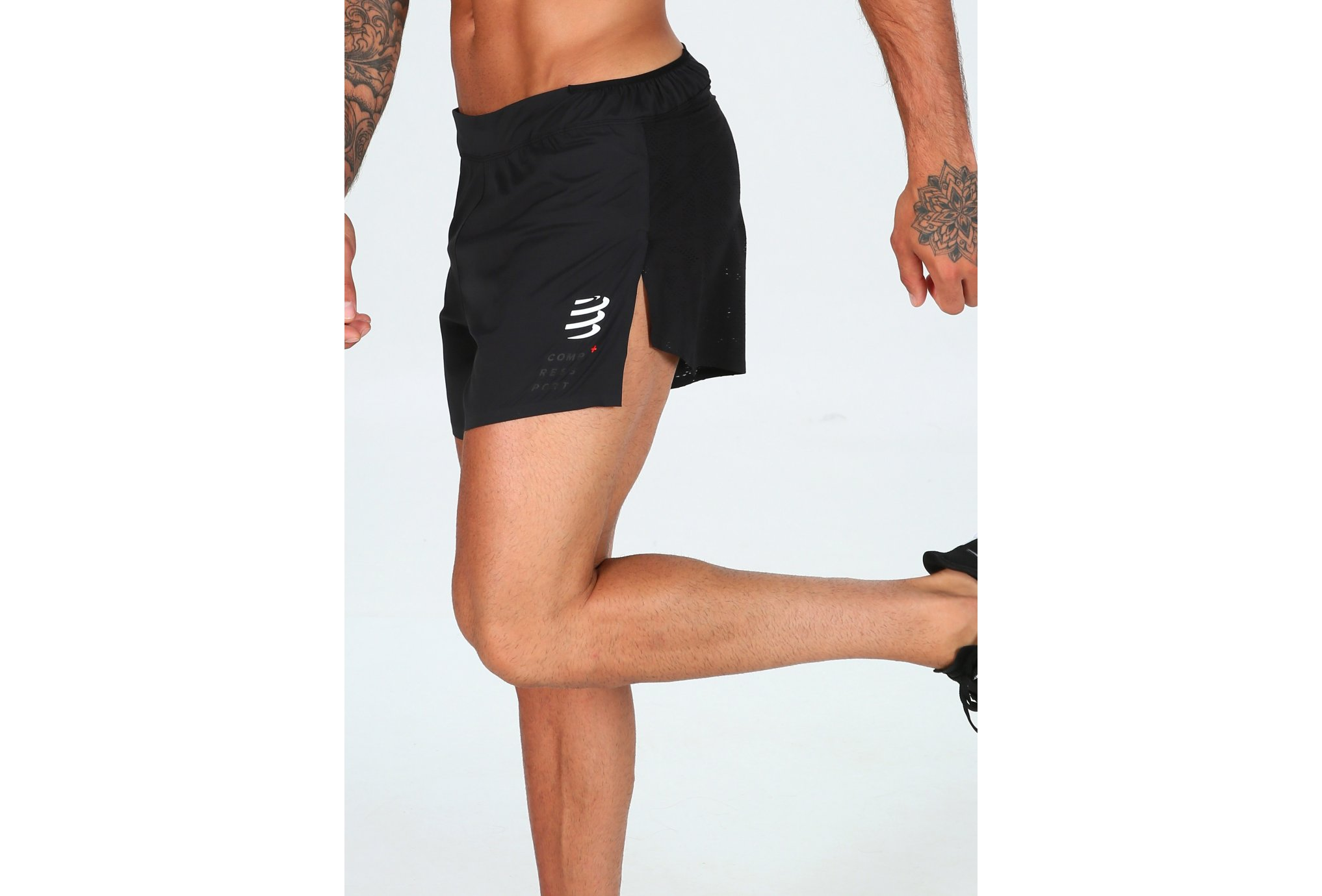 Compressport Racing Split M vêtement running homme