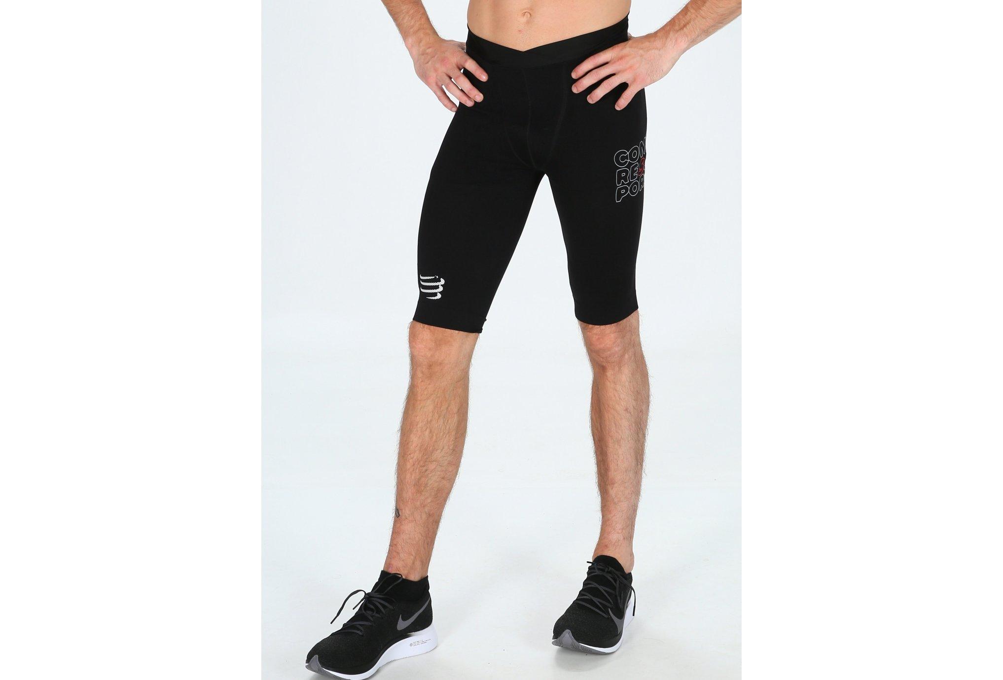 Compressport Run Under Control M Diététique Vêtements homme