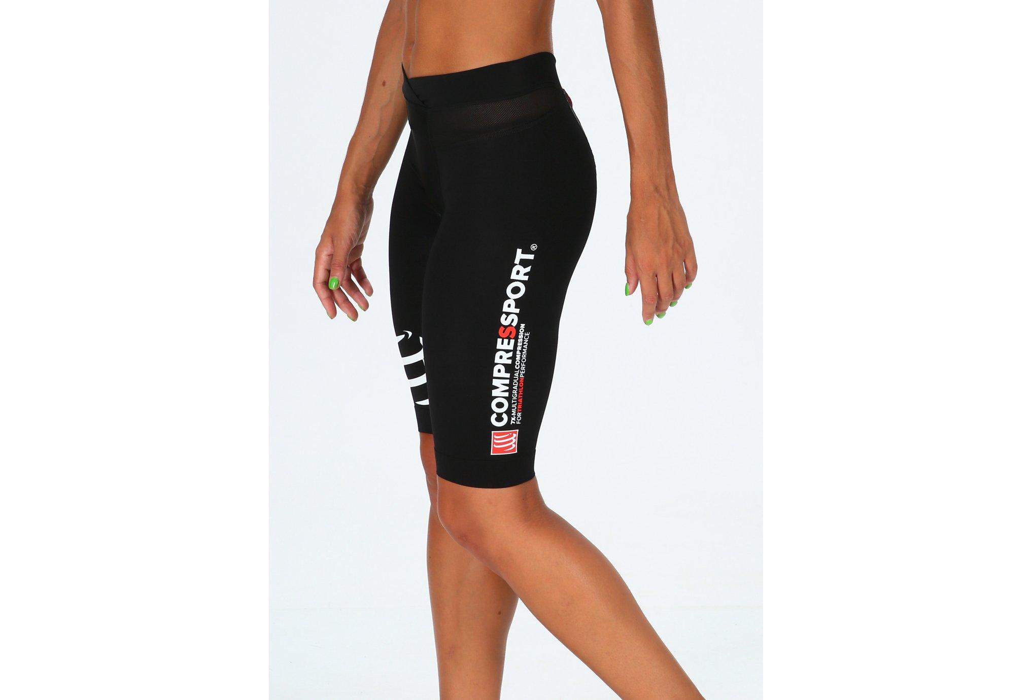 Compressport Short TR3 Brutal W vêtement running femme
