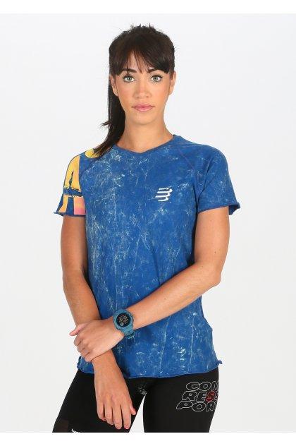 Compressport camiseta manga corta Training Kona 2019