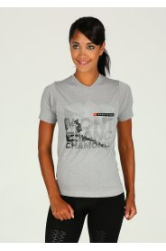 Compressport Training Tshirt Mont Blanc 2018 W