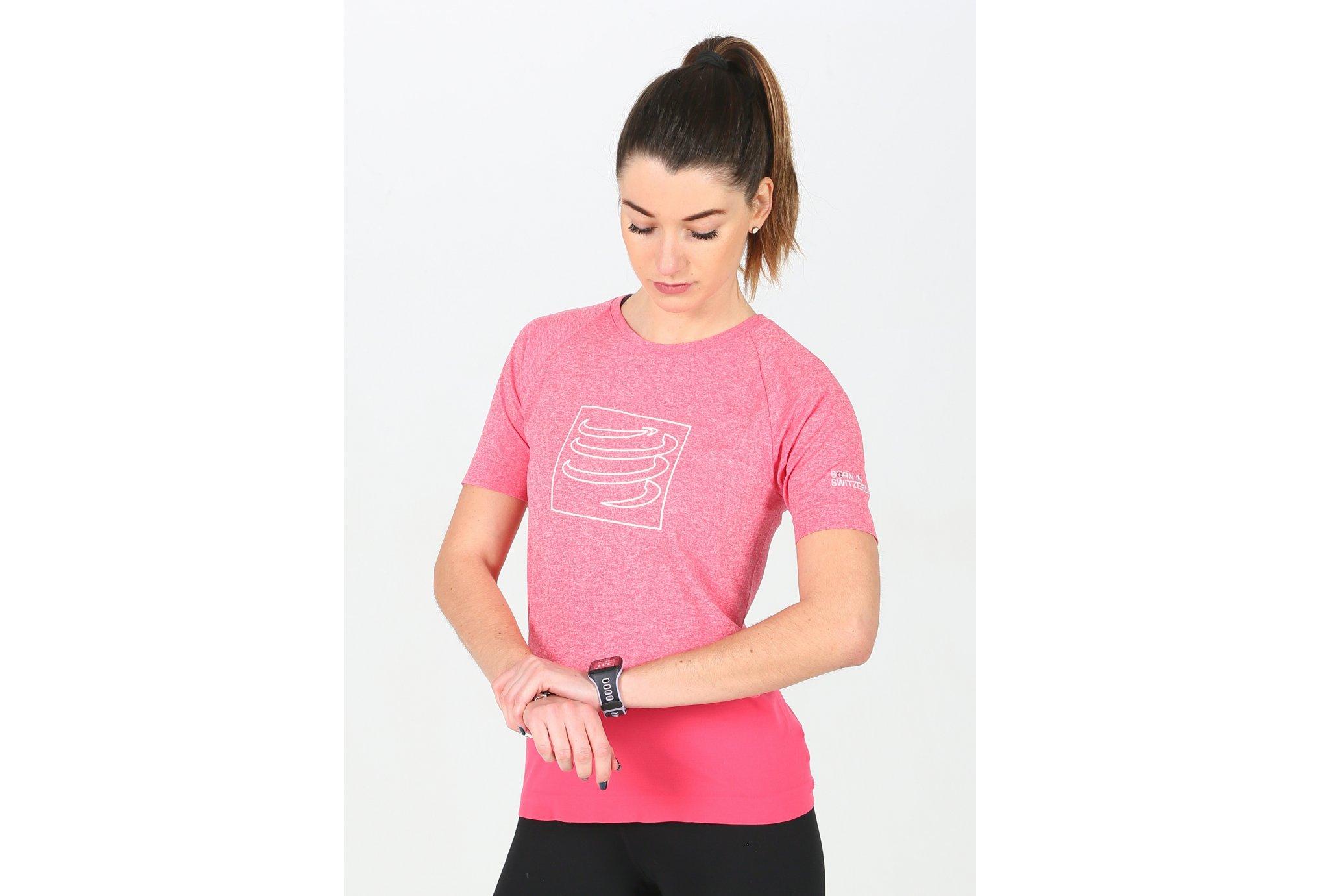 Compressport Training W vêtement running femme