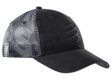Compressport Trucker Cap Black Edition 2020